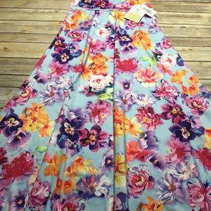 NWT LuLaRoe XXS Maxi Skirt